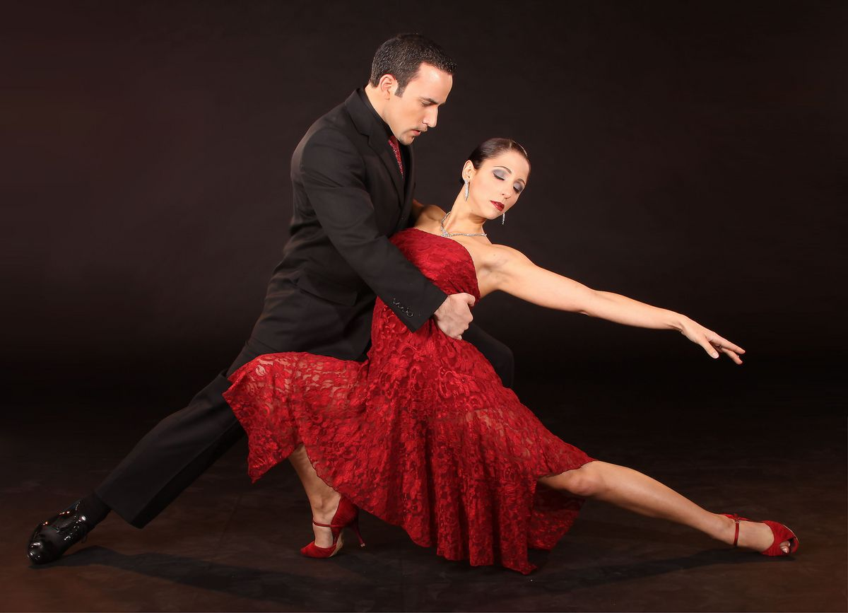 Dance With Me India - Argentine Tango - 1