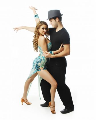 Dance With Me India - Salsa