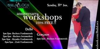 Dance With Me India - School - Baila Loca - 1