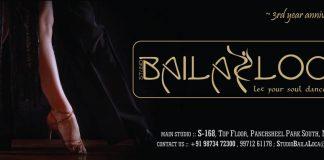 Dance With Me India - School - Baila Loca