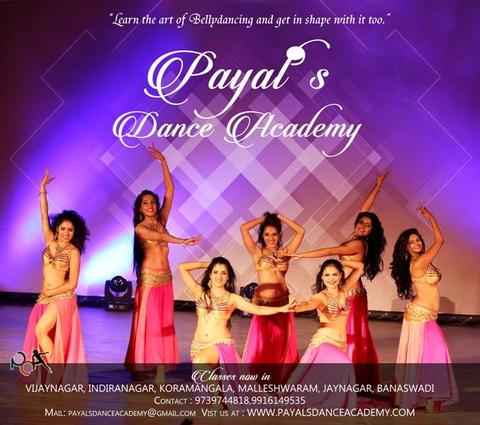 Dance With Me India - School - Payal's Dance Academy