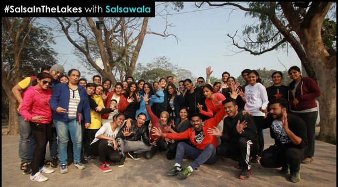 Dance With Me India - School - The Salsawala