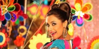 Dance With Me India - Bollywood Actress - Rani Mukerji