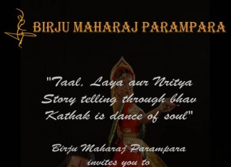 Dance With Me India - School - Pt. Birju Maharaj Parampara