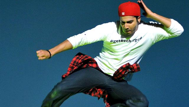 Varun Dhawan dance
