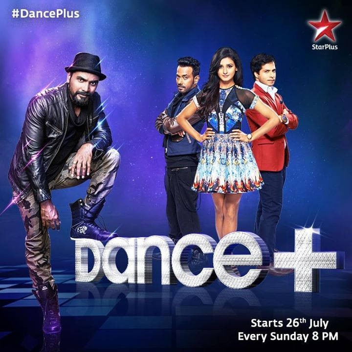 Dance With Me India - TV Show - Dance Plus - 1