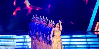 Dance With Me India - Bollywood Actress - Shriya Saran