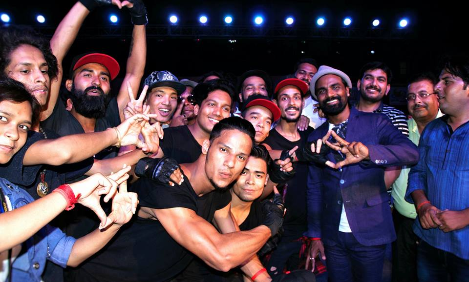 Dance With Me India - School - SWAG GANG Crew with Remo DSouza