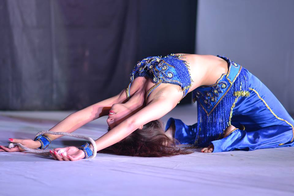 Dance With Me India - School - Shimmer Bellydance by Pooja