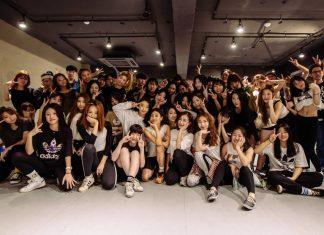 1Million Dance Studio Seoul South Korea - Dance With Me India - 1