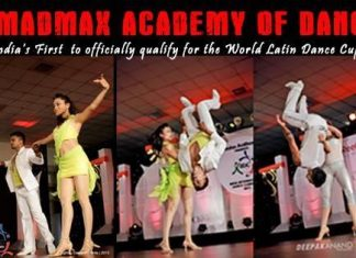 Dance With Me India - School - Madmax Academy Of Dance
