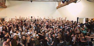 Matt Steffanina Los Angeles CA USA - Dance With Me India