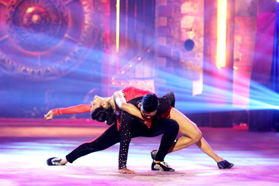 Dance With Me India - Instructor Performer - Sakshi Kurtarkar