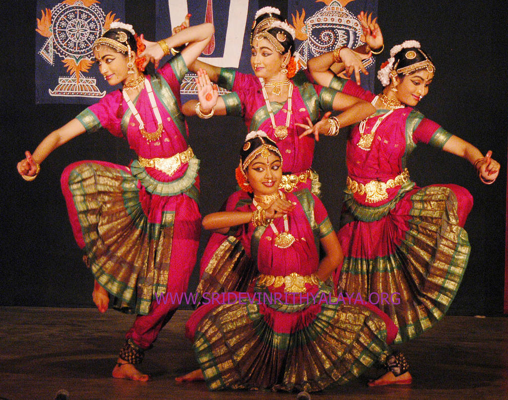 Bharatnatyam - Dance With Me India