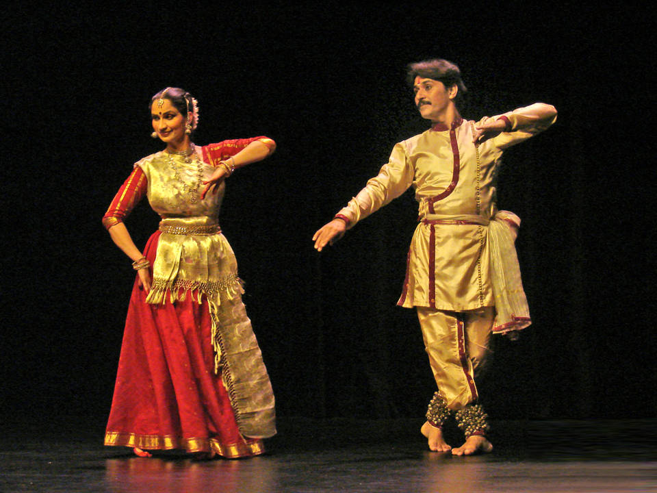 Dance With Me India - Kathak - 1
