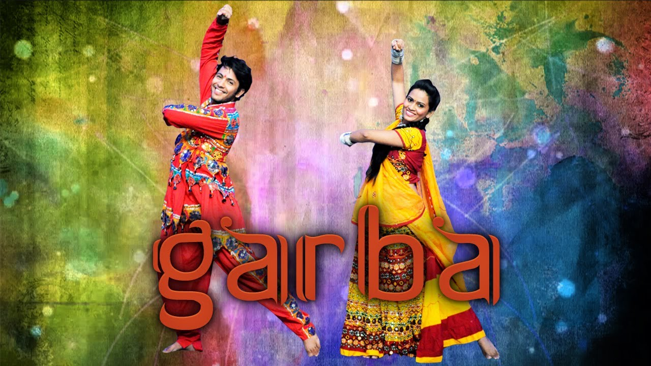 Garba - Dance With Me India