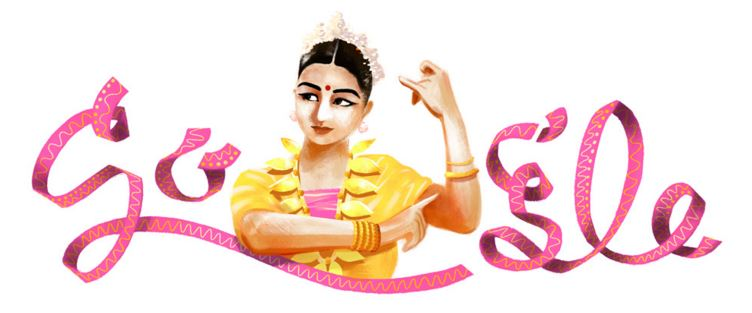 Dance With Me India - Google Doodle - Rukmini Devi Arundale - Dance History of our World