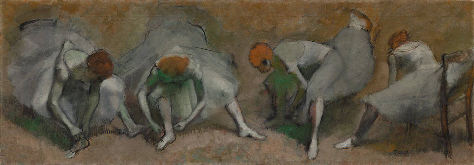 Dance With Me India - Dance Painter - Edgar Degas