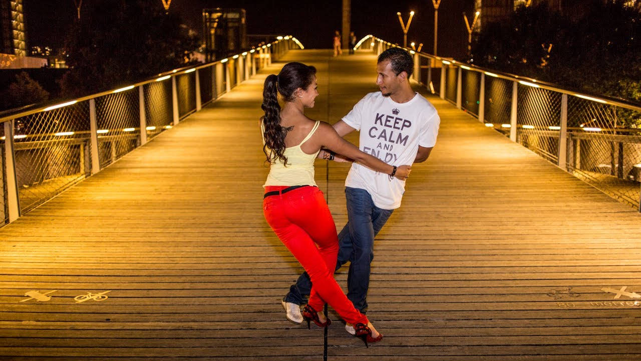 Dance With Me India - Kizomba - 1