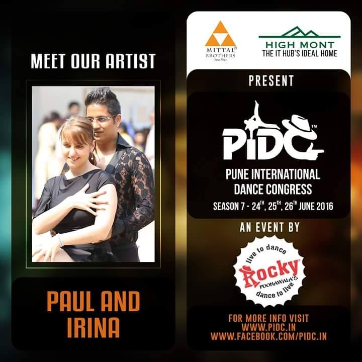Dance With Me India - School - The Dance Club India - PIDC