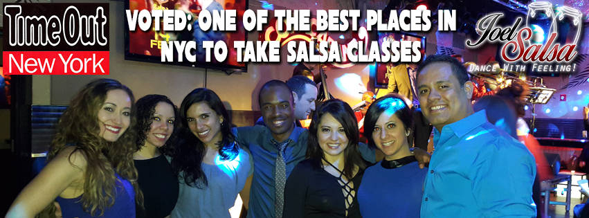 Online Salsa Dance Courses - Joel Salsa NY - Dance With Me India - 1