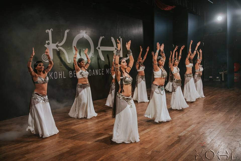 Dance With Me India - School - Kohl Belly Dance Movement