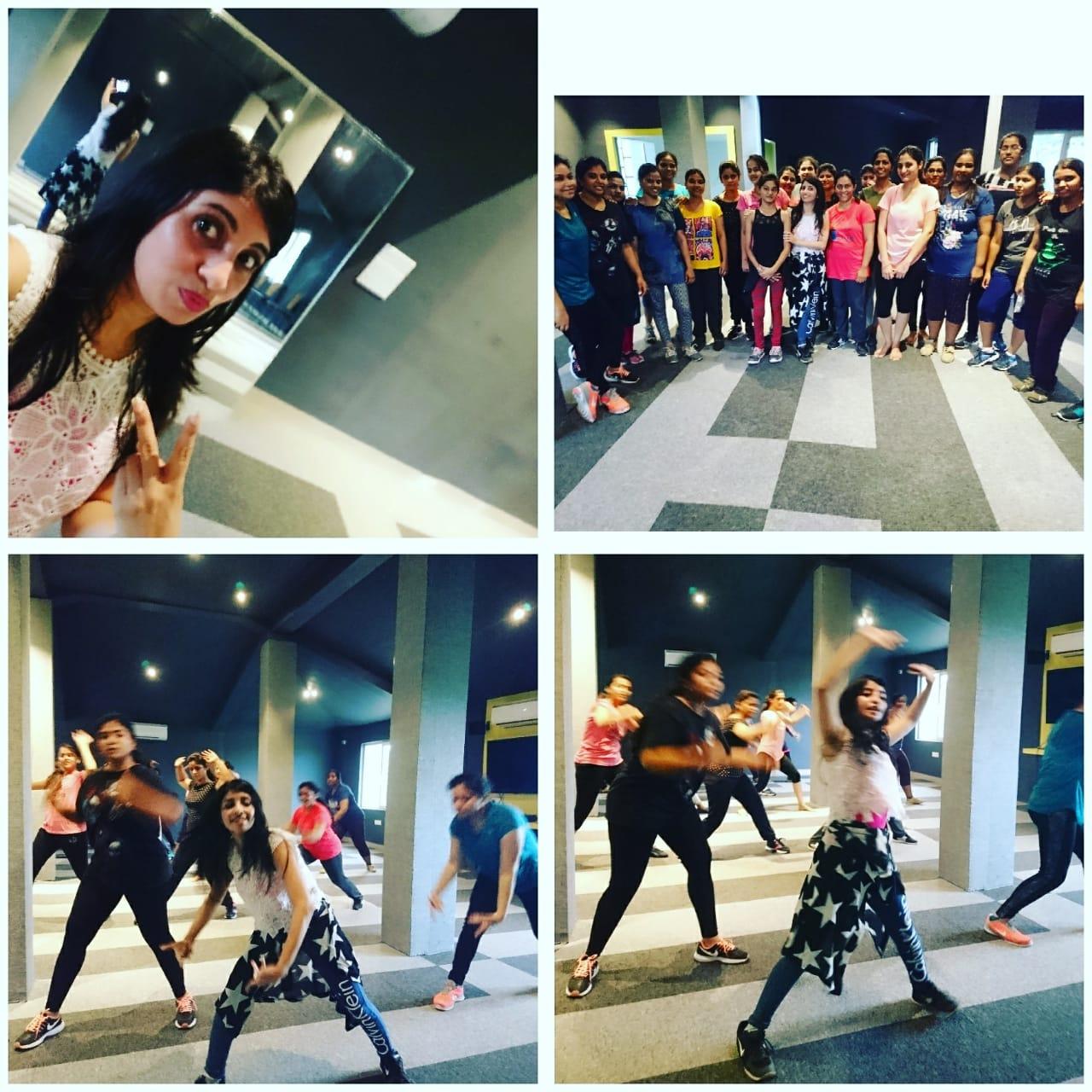 Spandan Institute of Performing Arts - Madhavi Pawar - Dance With Me India