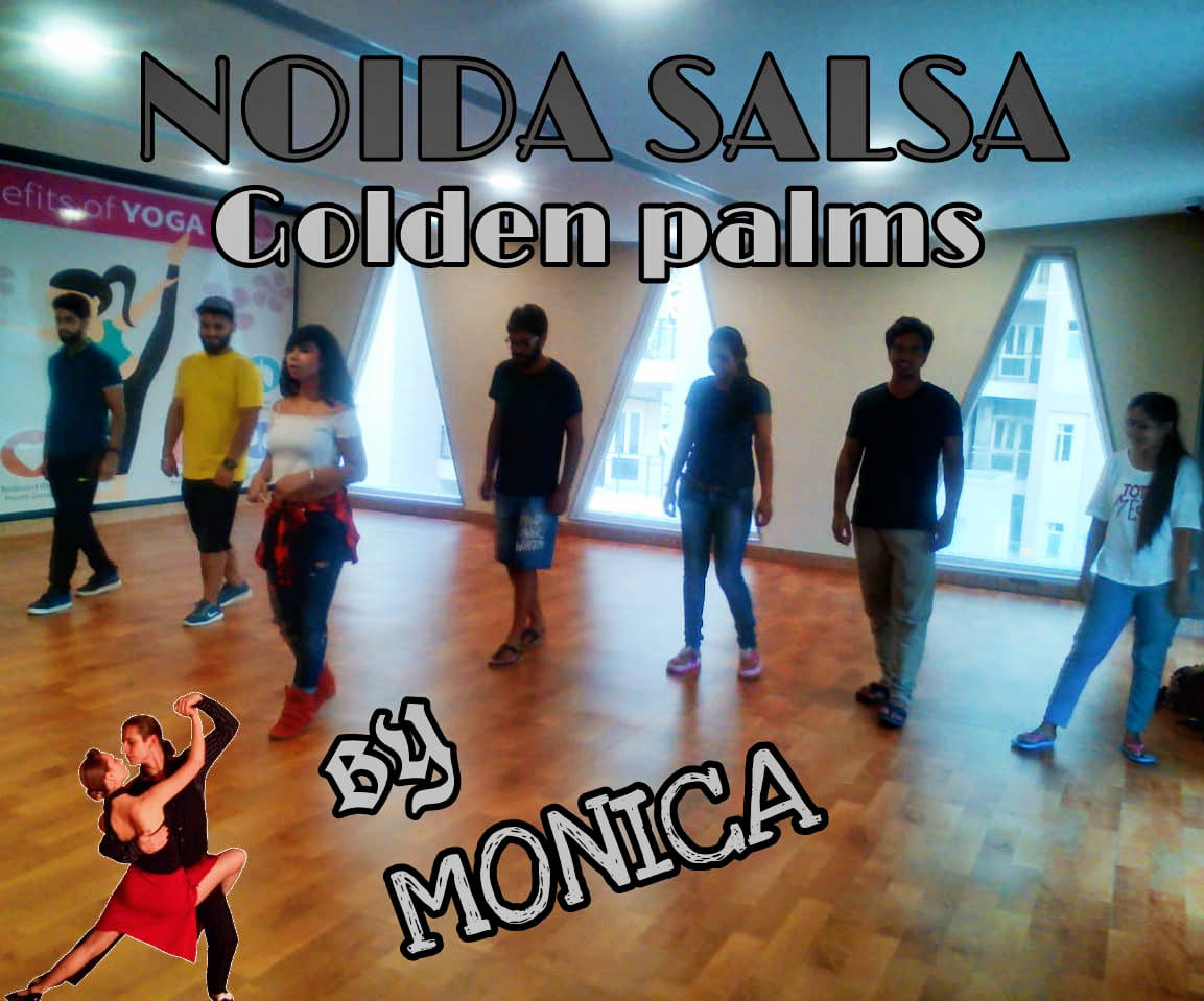 Noida Indirapuram Ghaziabad New Delhi - Salsa Bachata Kizomba - Monica Latin Dance School - Dance With Me India