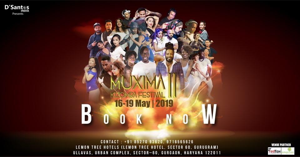 Muxima kizomba festival II
