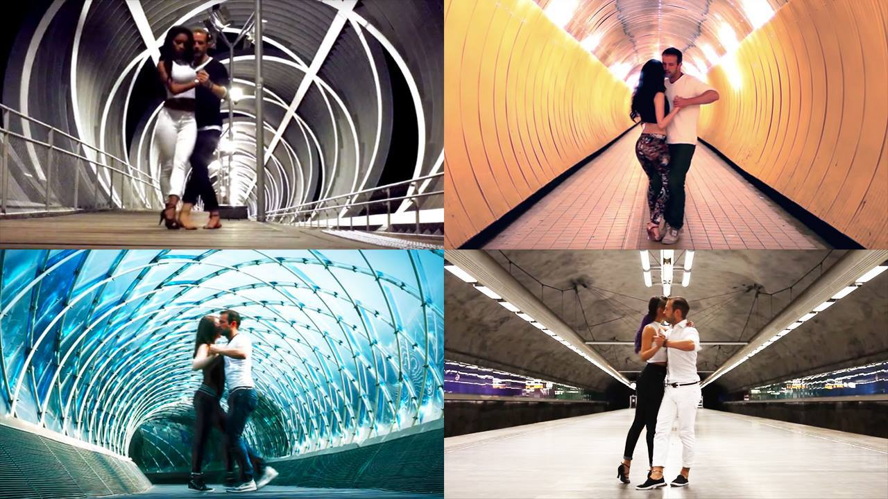 Online Kizomba Classes by Kristofer Mencák - Dance With Me India
